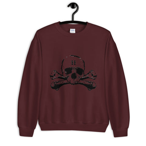 Skull + Cross Bones 11 Sweatshirt