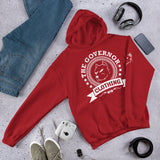 The Governor Original Hooded Sweatshirt | Unisex-The Governor Sports and Nutrition