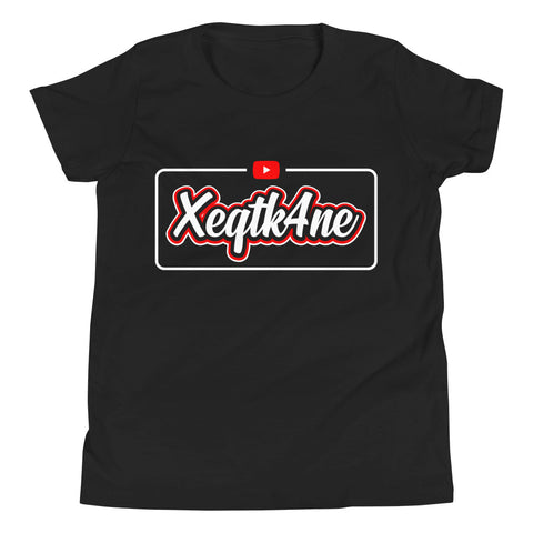 Xeqtk4ne Youth Short Sleeve T-Shirt