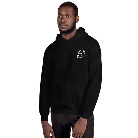 The Governor Unisex Front and Rear Printed Hoodie-The Governor Sports and Nutrition