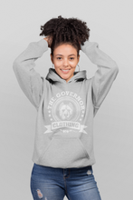 Load image into Gallery viewer, The Governor Limited Edition Font Printed Hoodie