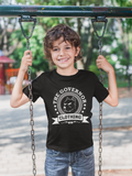 Youth Short Sleeve T-Shirt age 3-13-The Governor Sports and Nutrition
