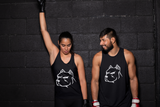 Unisex The Governor Solo Gym Vest-The Governor Sports and Nutrition