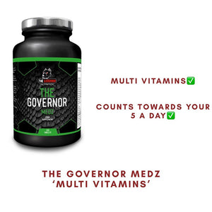 The Governor Medz™ ( Multi Vitamins and minerals)