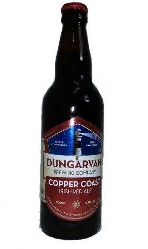 dungarvan copper coast irish red ale
