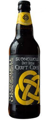 stonewell dry irish craft cider