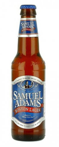 Samuel Adams Boston Lager 6 pack
