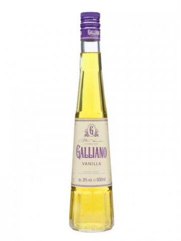 Galliano -  Vanilla Liqueur 700ml