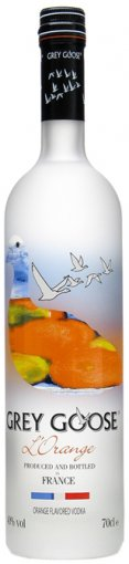grey goose orange vodka