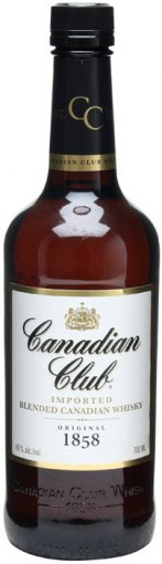canadian club premium whisky