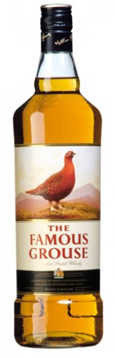 the famous grouse scotch whiskey