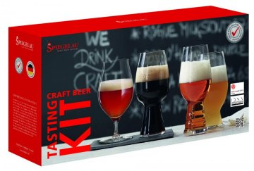 spiegelau beer connoisseur glass set