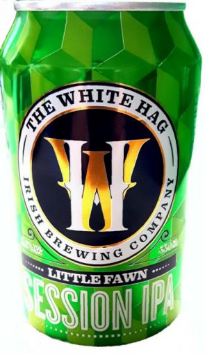 The White Hag Little Fawn Session IPA 330ml Can