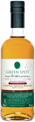 green spot château léoville barton single pot still irish whiskey