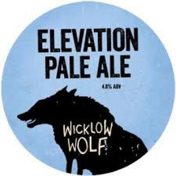 wicklow wolf elevation pale ale can