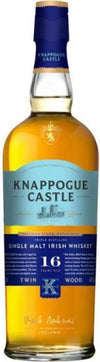 knappogue castle 16 year old single malt irish whiskey