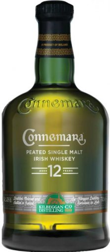 connemara 12 years old single malt irish whiskey