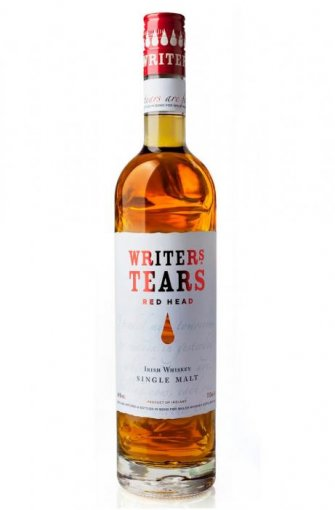 writers tears red head single malt