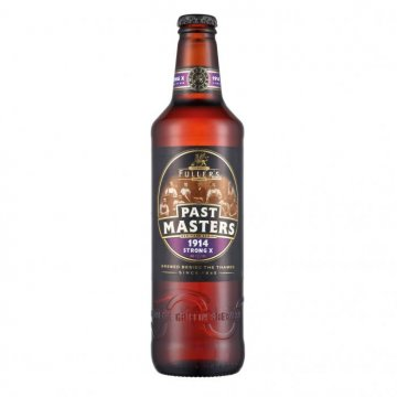fuller's past masters 1904 strong ale