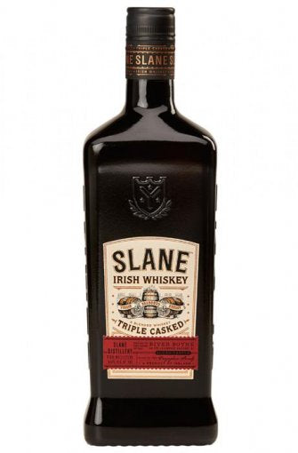 slane castle triple casked irish whiskey