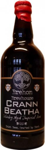 brehon crann beatha whiskey aged imperial stout