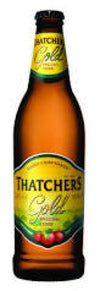 Thatcher's Gold Medium Dry English Cider