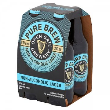 open gate brewery pure brew 4 pack