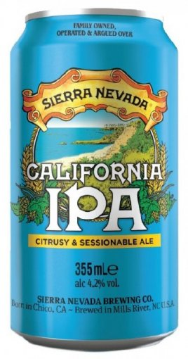 sierra nevada california session ipa