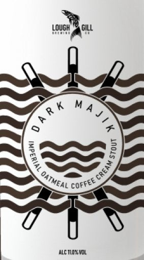 Lough Gill Dark Majik Imperial Oatmeal Coffee Stout