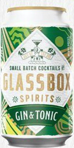 Glassbox Spirits Gin & Tonic