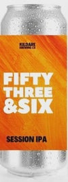 Kildare Brewing Co. Fifty Three & Six Session IPA