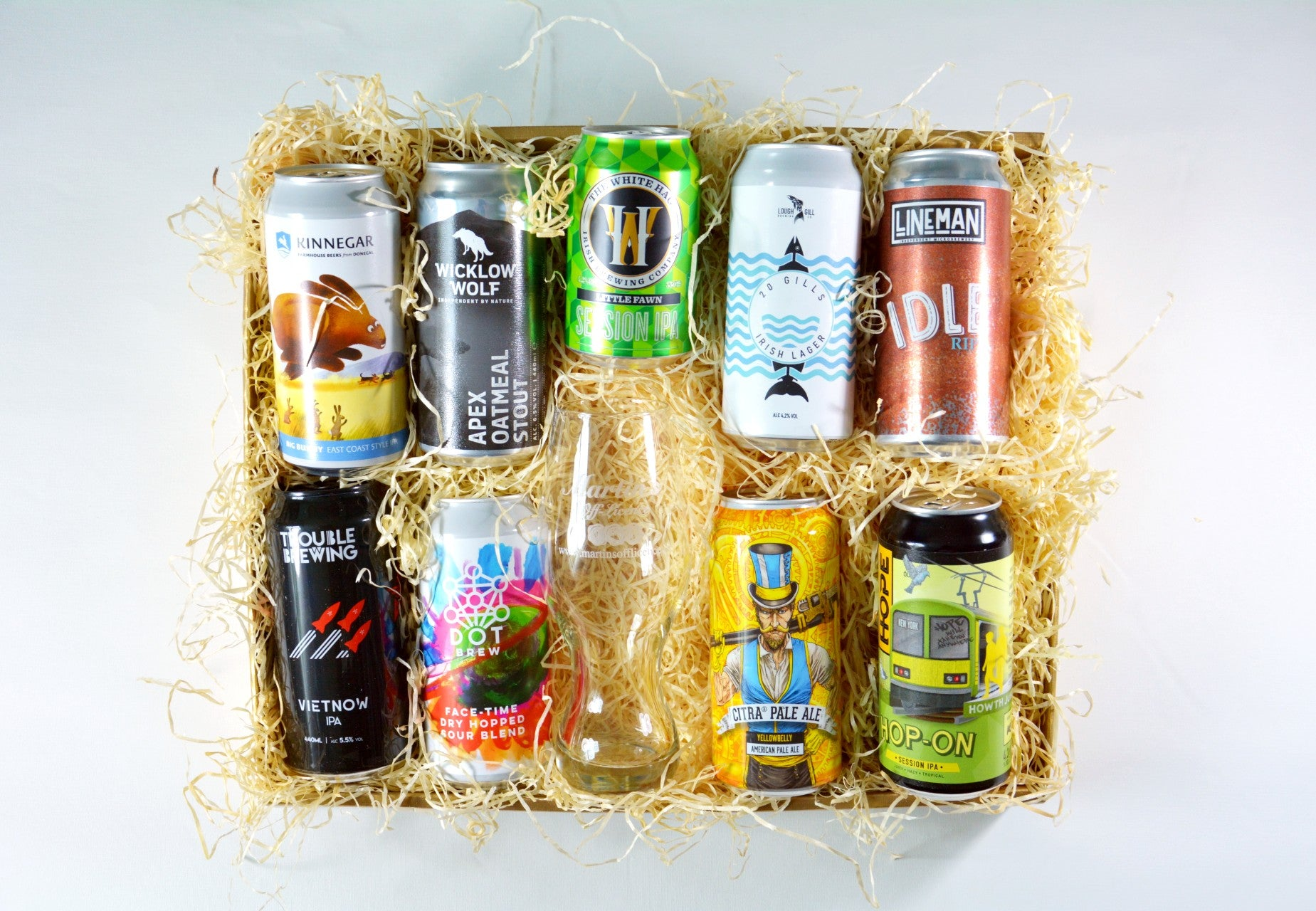 Irish Craft Beer Hamper