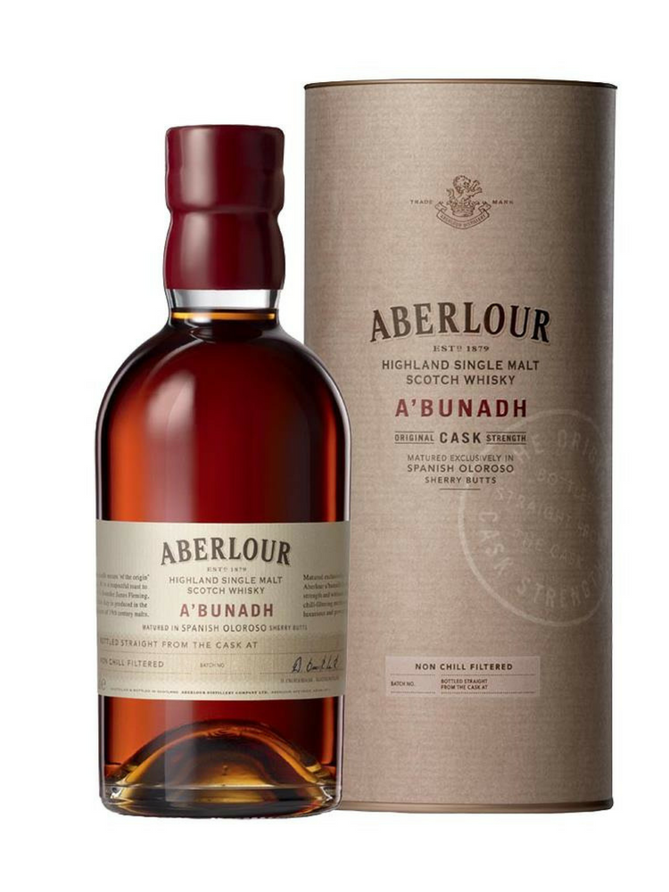Aberlour - A'Bunadh Scotch Whiskey
