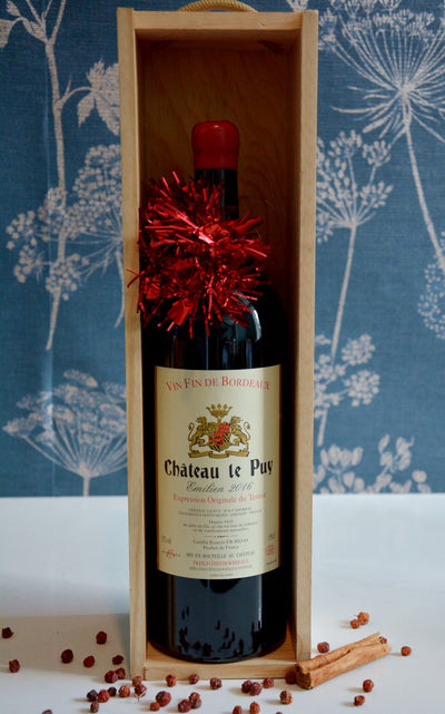 Chateau Le Puy - Emilien Magnum with wooden box