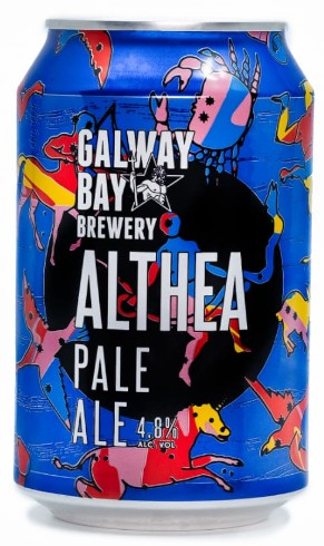 Galway Bay Althea Session Ale Can