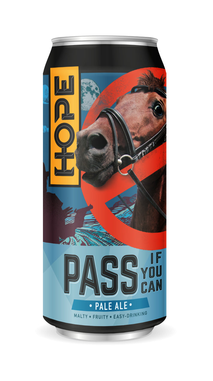 Hope Beer Pass If You Can Pale Ale