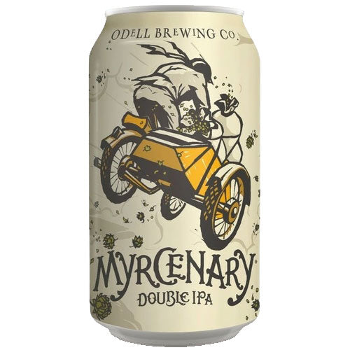 Martins Off Licence Odell - Myrcenary Double IPA 9.3% ABV 355ml Can