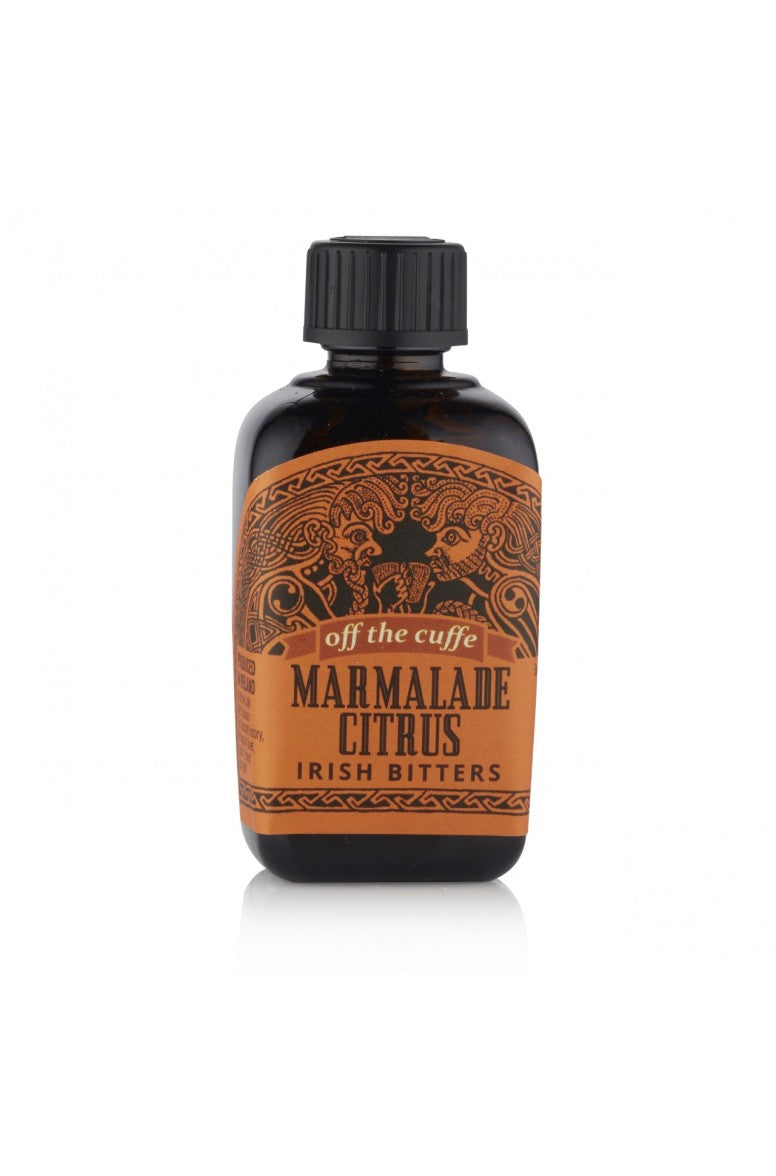 Off The Cuffe - Marmalade Citrus Irish Bitters 50% ABV 50ml