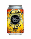 Crafty Hopster - All Hail Pale Ale 330ml Can 4% ABV