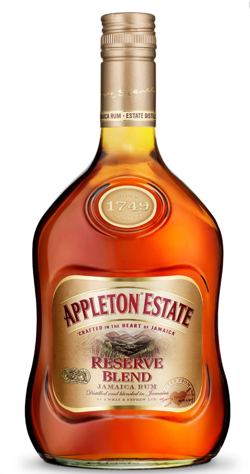 Appleton Estate Reserve Blend Jamaica Rum