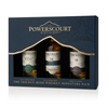 Powerscourt Distillery Trilogy Gift Pack