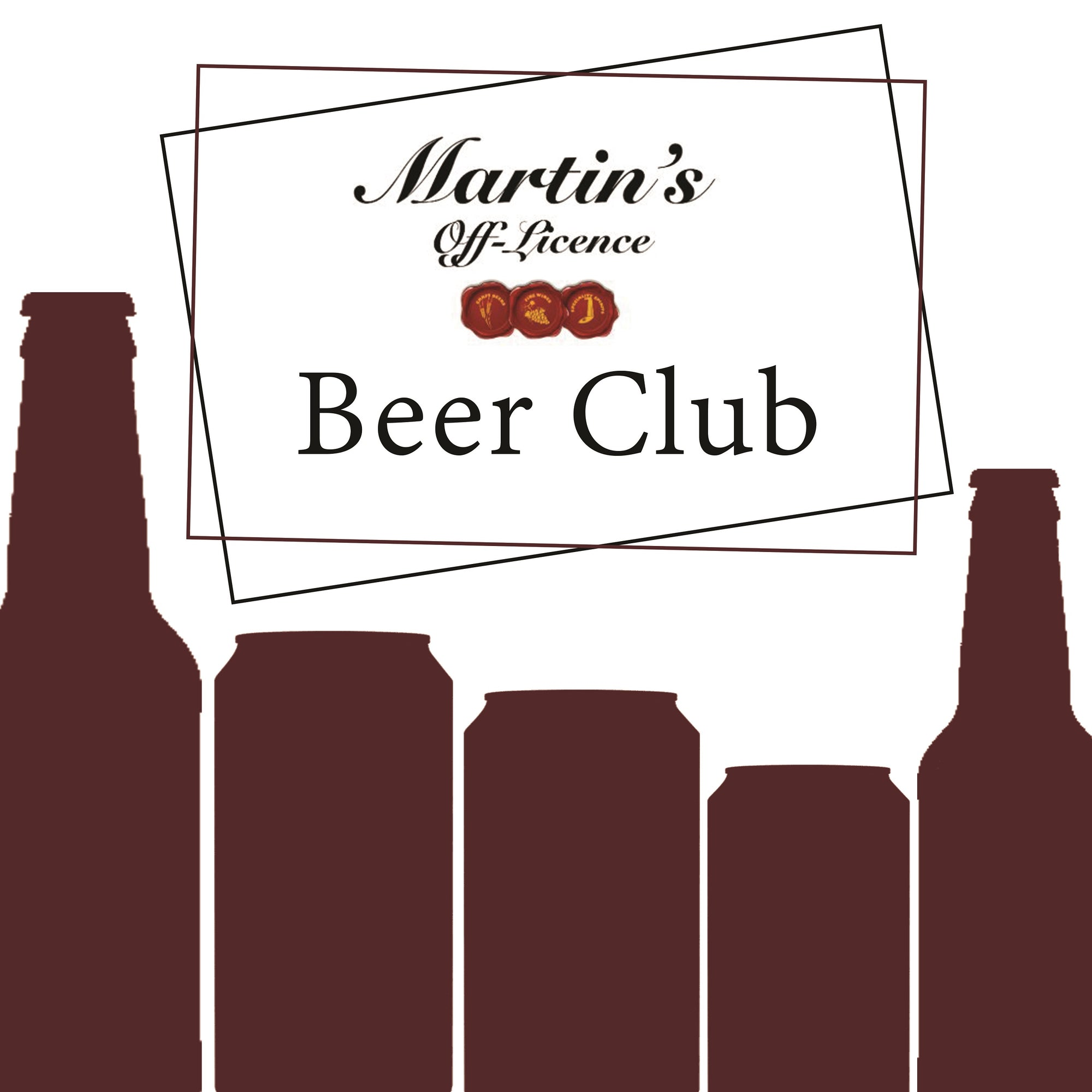 The Lucky Dip Craft Beer Club