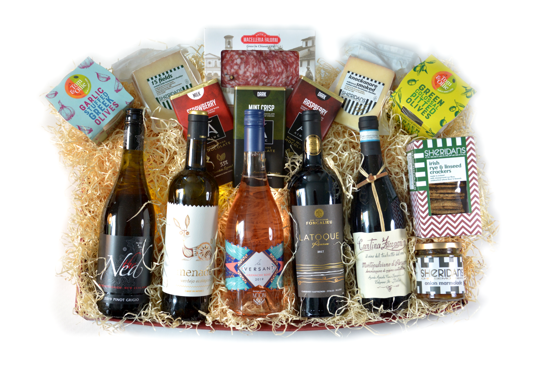 Wine and Charcuterie Hamper - Extra Large
