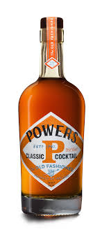 Powers - Old Fashioned Cocktail 500ml Bottle 38% ABV