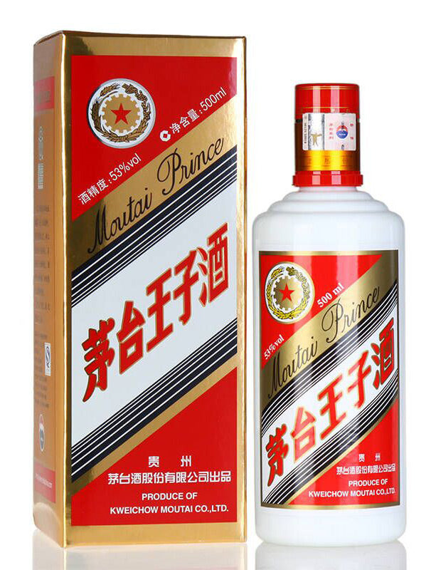 Kweichow Moutai - Prince 53% ABV 500ml