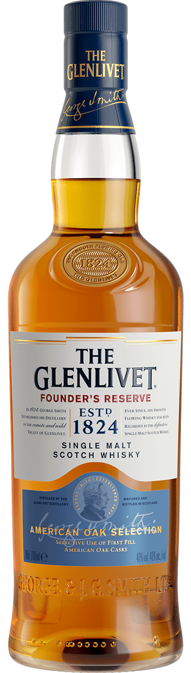 The Glenlivet Founder's Reserve Single Malt Scotch Whiskey