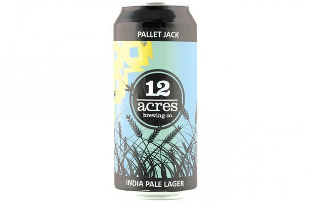 12 Acres Brewing Co. - Pallet Jack - India Pale Lager