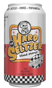 Ska Brewing Hard Seltzer Blood Orange