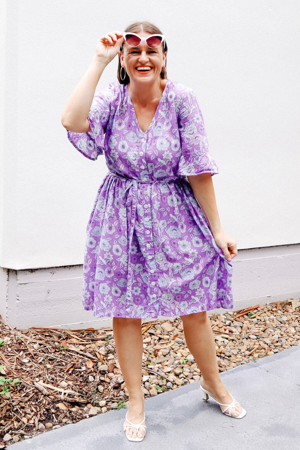 @prettychuffed isle of summer dress