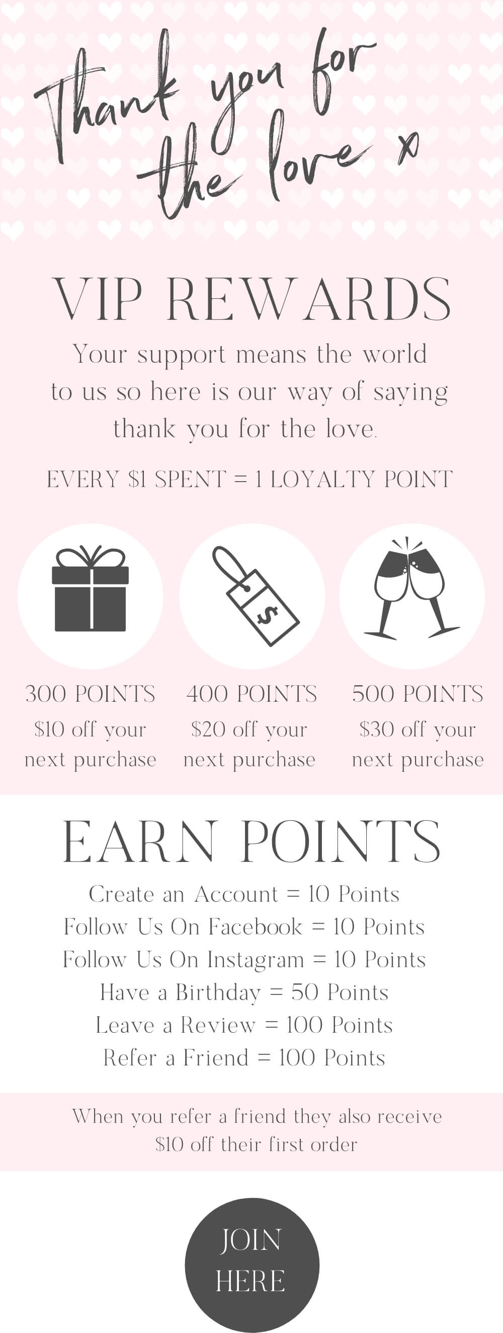 Isle of summer loyalty program